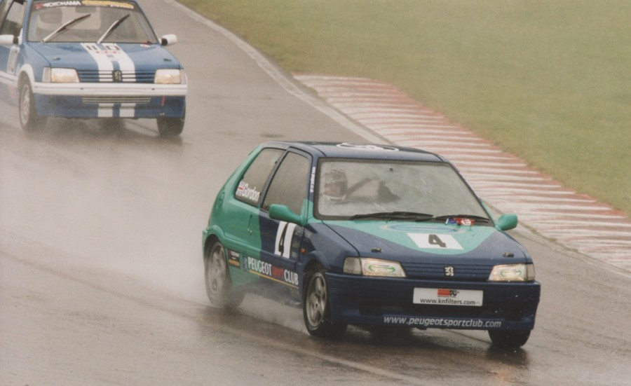 Steve Gordon, Stock Hatch Championship