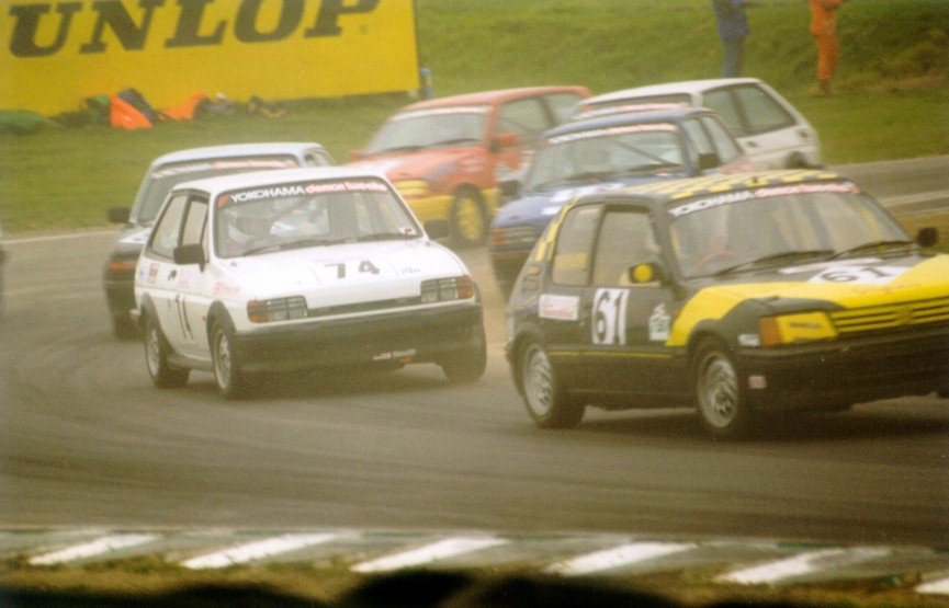 Steve Gordon, Fiesta XR2, Stock Hatch Championship 1999